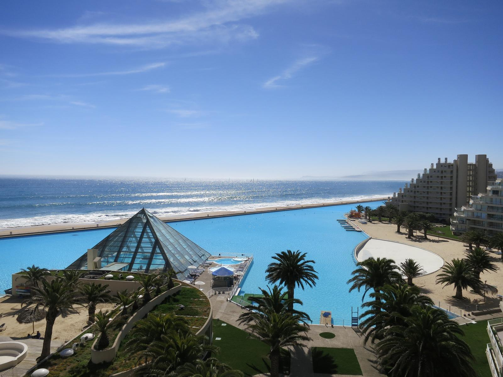 largest swimming pool3 San Alfonso Del Mar   The worlds Largest Swimming Pool in Chile