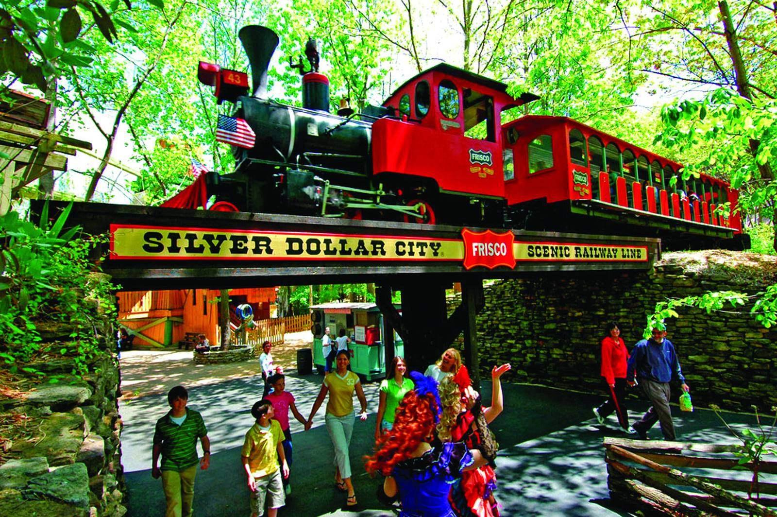 silver dollar city Silver Dollar City   Theme Park