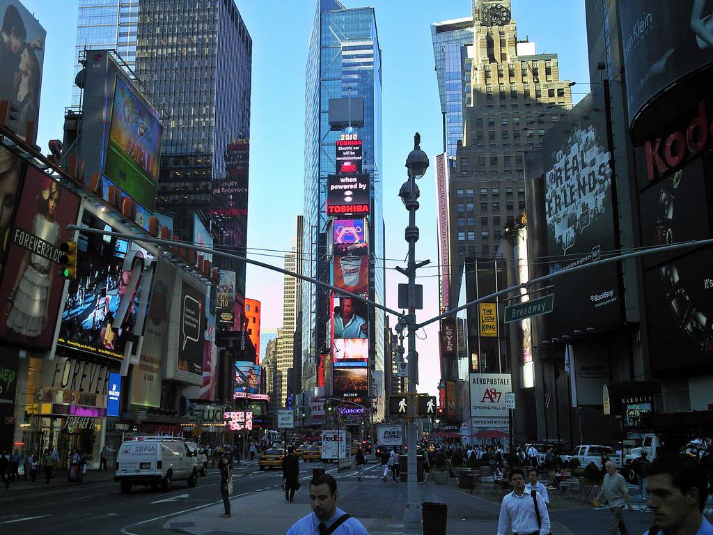 times square6 Times Square   Most Visited Places in The World
