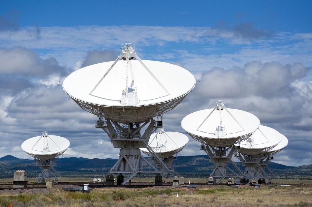 vla6 VLA   Giant Astronomical Radio Observatory