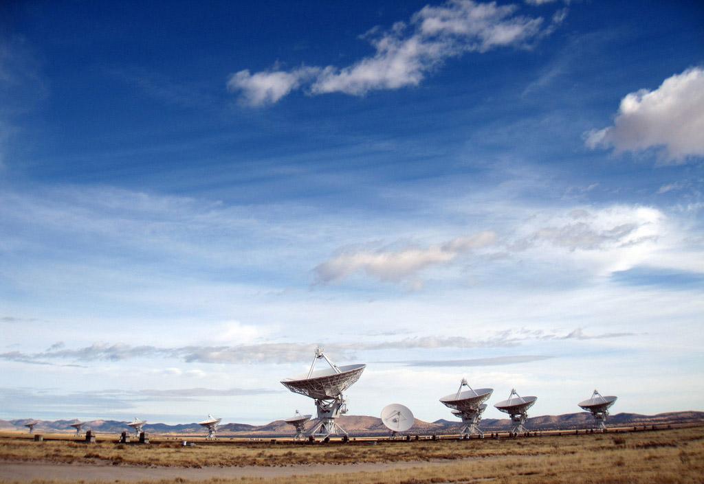 vla8 VLA   Giant Astronomical Radio Observatory
