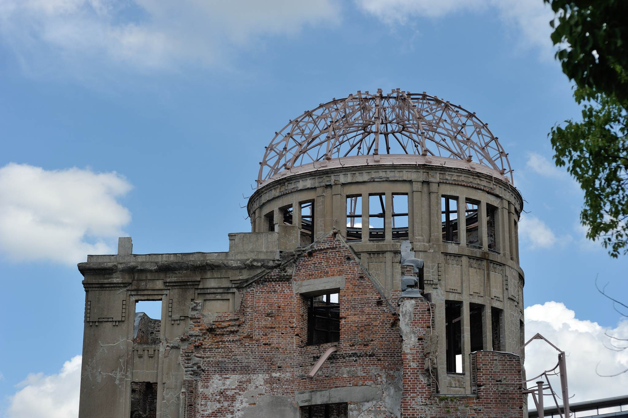 a bomb dome3 Walk around Genbaku Dome in Hiroshima