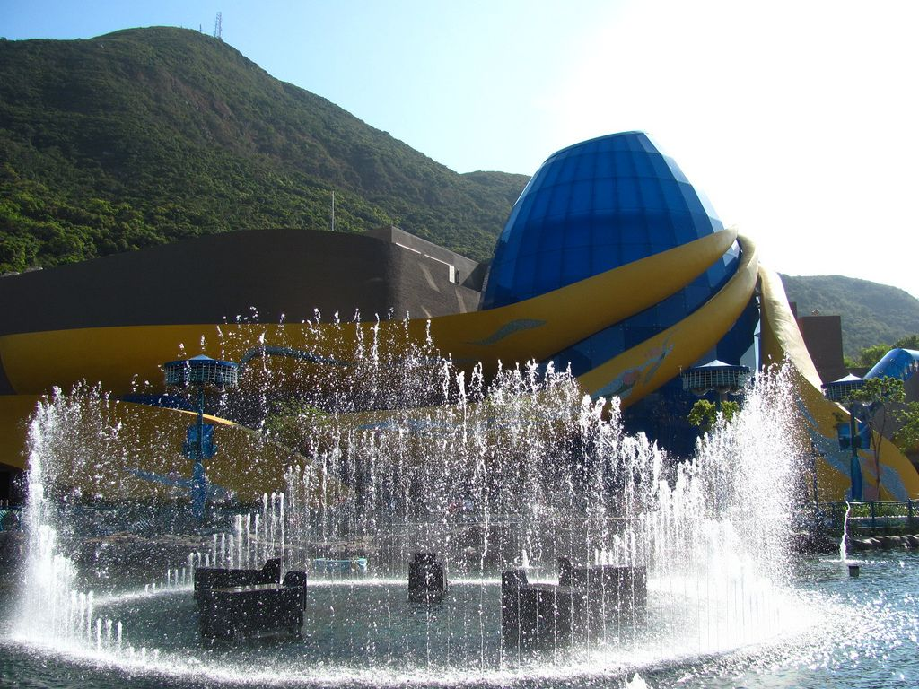ocean park hong kong10 World Class Ocean Park in Hong Kong