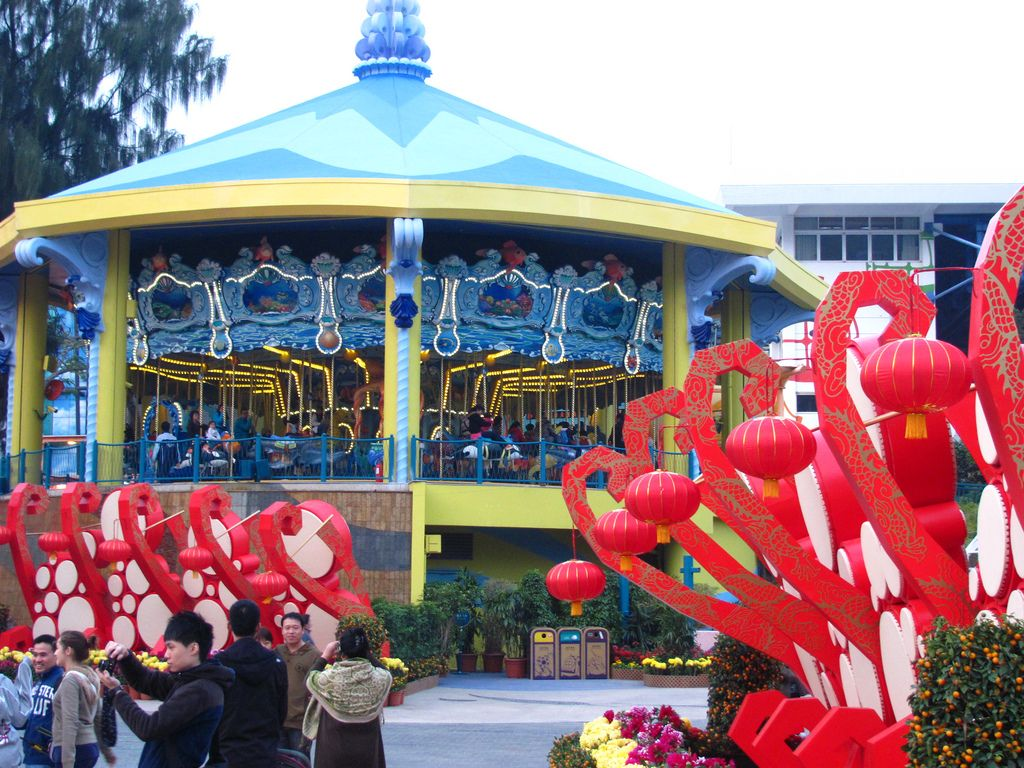 ocean park hong kong11 World Class Ocean Park in Hong Kong