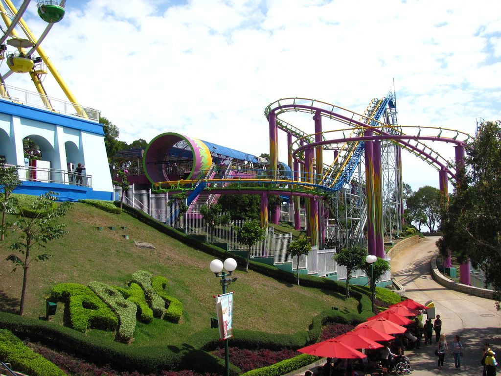 ocean park hong kong5 World Class Ocean Park in Hong Kong