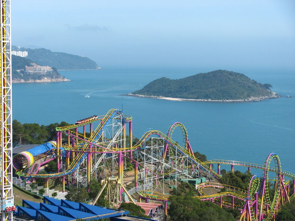ocean park hong kong9 World Class Ocean Park in Hong Kong