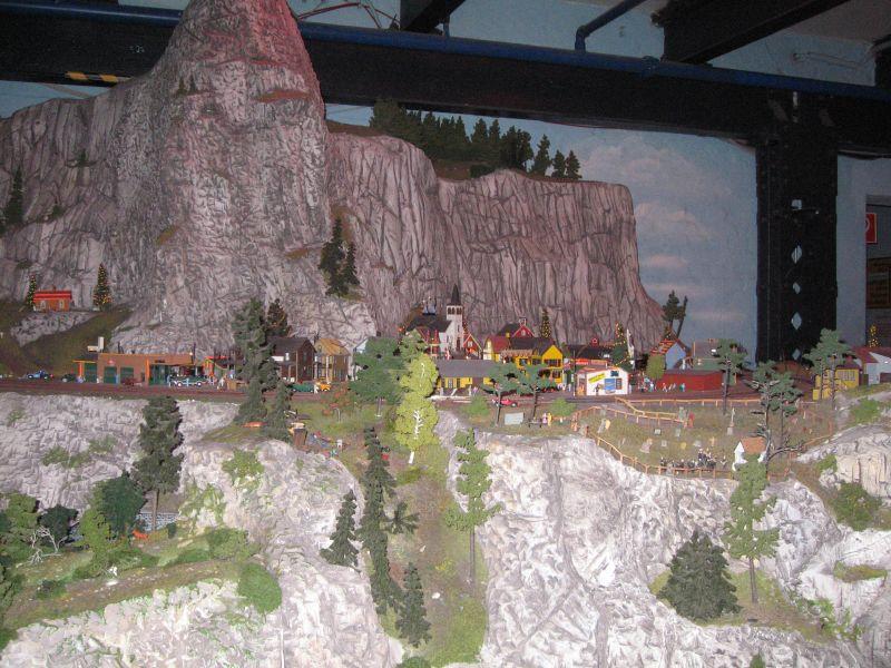 wunderland miniatur10 Worlds Biggest Miniatur Railway Wunderland Hamburg