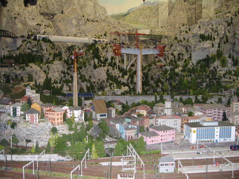 wunderland miniatur13 Worlds Biggest Miniatur Railway Wunderland Hamburg