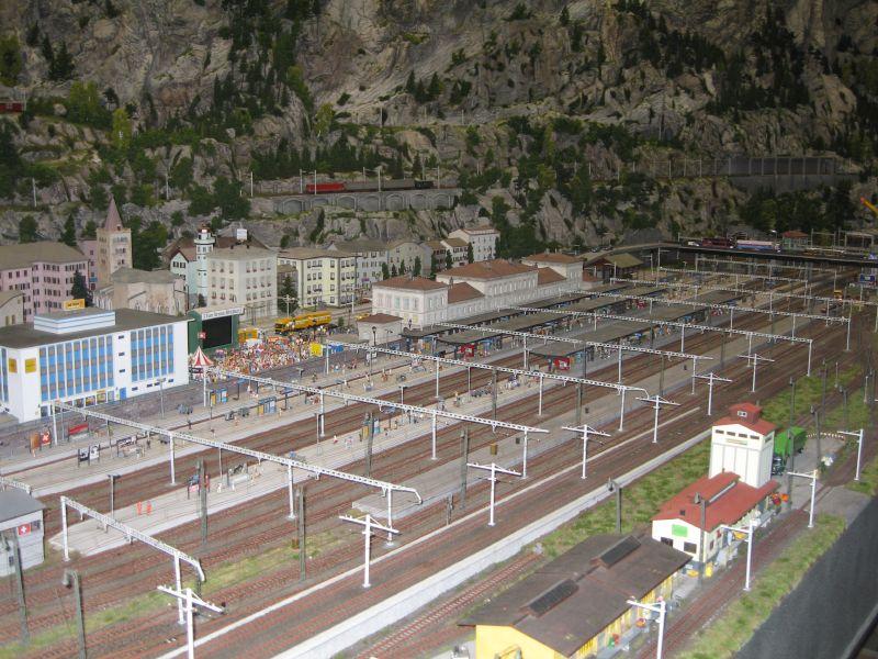 wunderland miniatur4 Worlds Biggest Miniatur Railway Wunderland Hamburg
