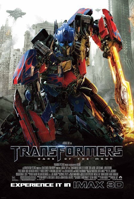 transformers movie1 Last 3D Transformers with Shia LaBeouf   Dark of the Moon
