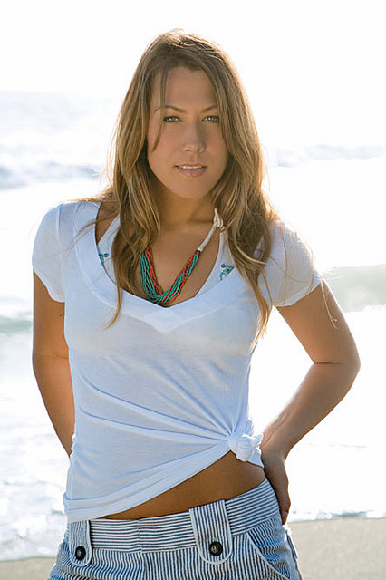 colbie caillat American Pop Singer Colbie Caillat