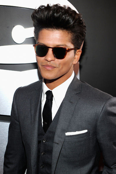 bruno mars5 Bruno Mars Reached Number One in US Charts with Latest Hit Locked Out Of Heaven