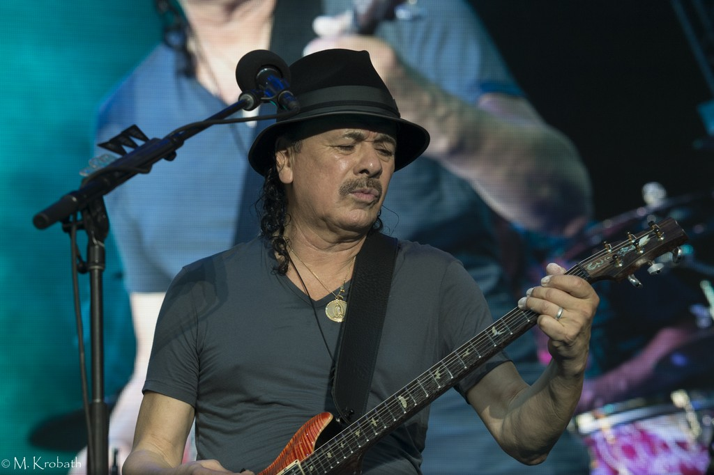 carlos santana Carlos Santana   Latin Rock Legend in Europe