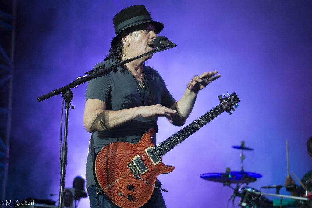 carlos santana1 Carlos Santana   Latin Rock Legend in Europe