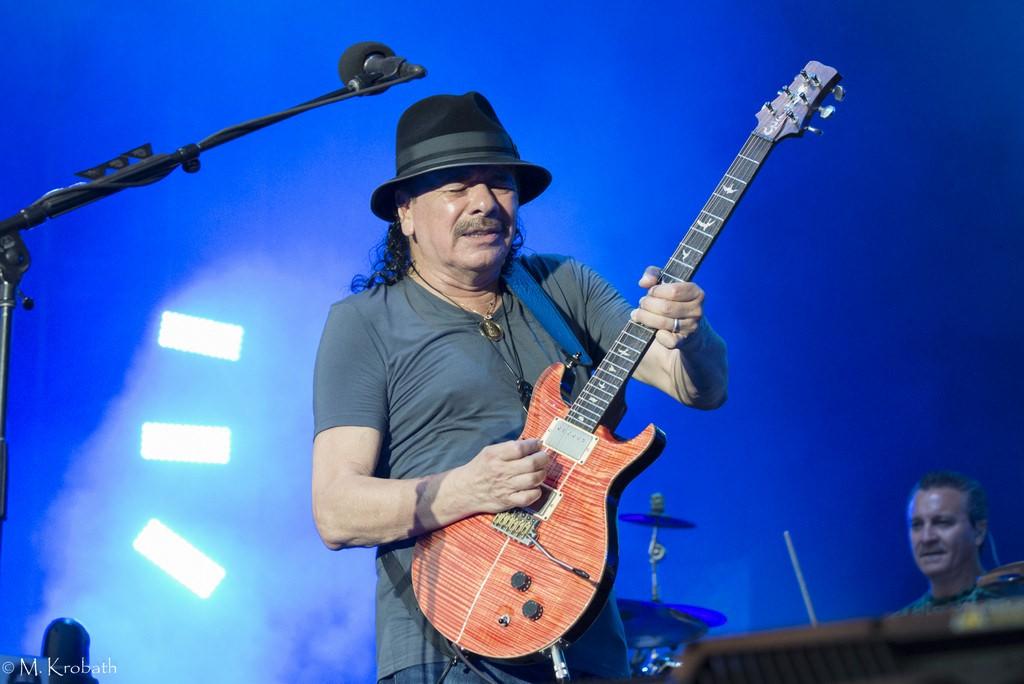 carlos santana5 Carlos Santana   Latin Rock Legend in Europe