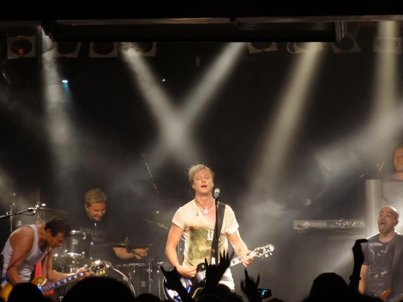 sunrise avenue9 Finnish Rockers Sunrise Avenue