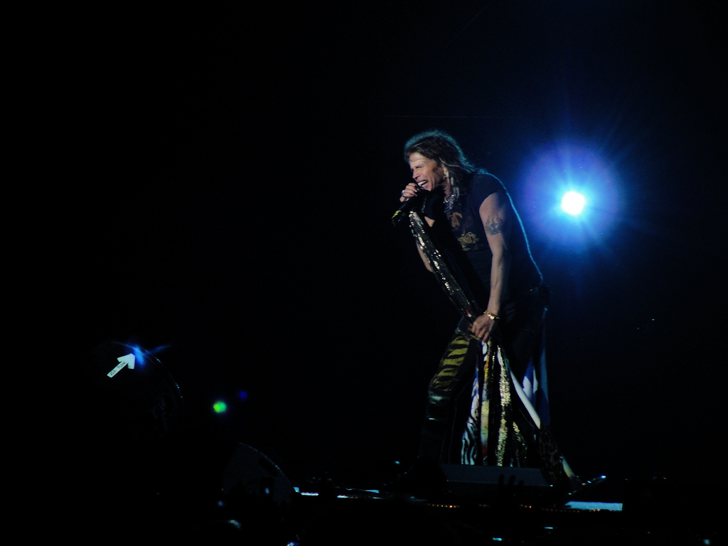 steven tyler3 How Old is Steven Tyler from Aerosmith ?
