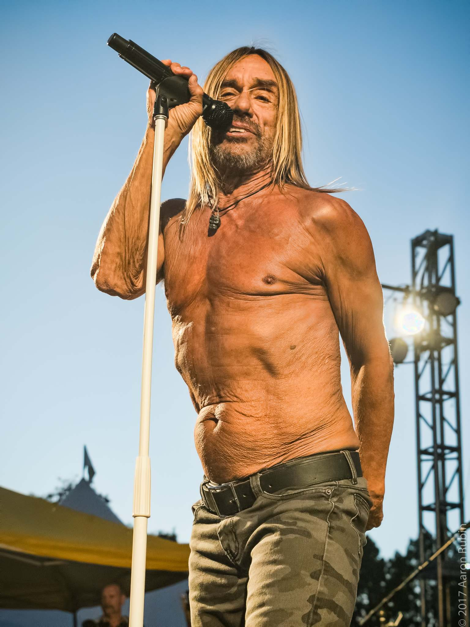 iggy pop1 Iggy Pop at Burger Boogaloo 2017