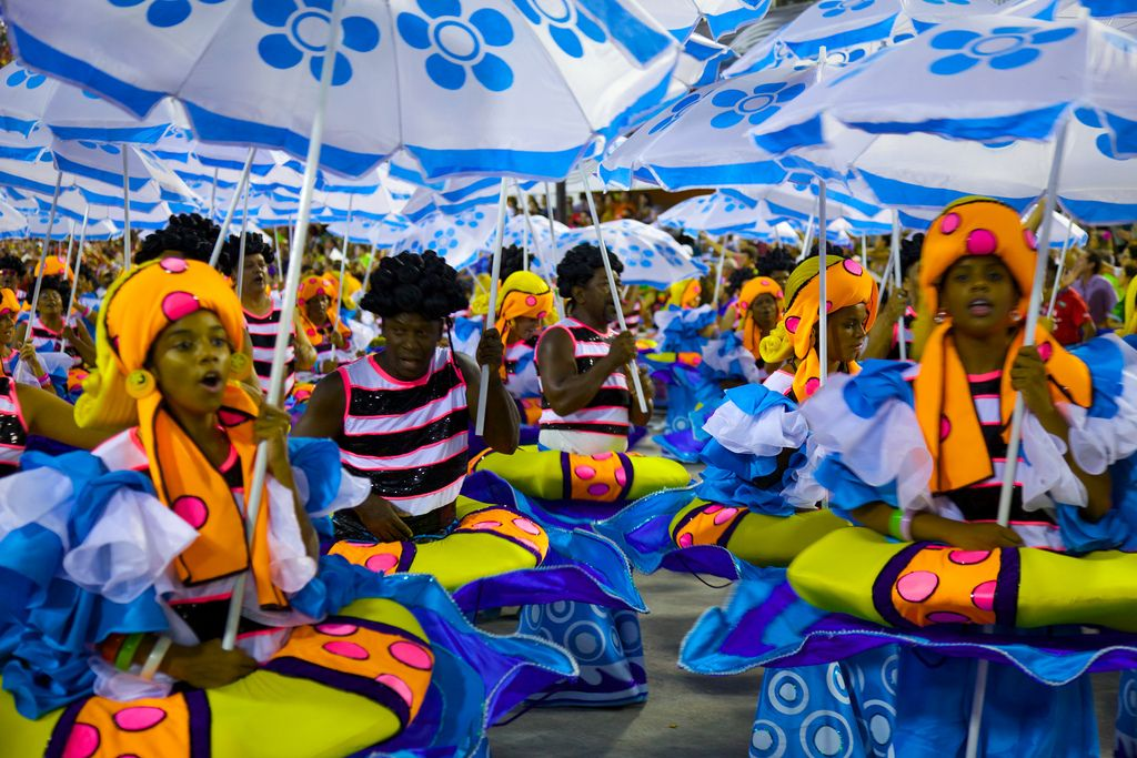 carnival rio11 The Rio Carnival 2014 in Photos