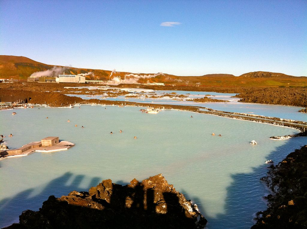 blue lagoon2 Blue Lagoon   Most Famous Geothermal Pool, Iceland
