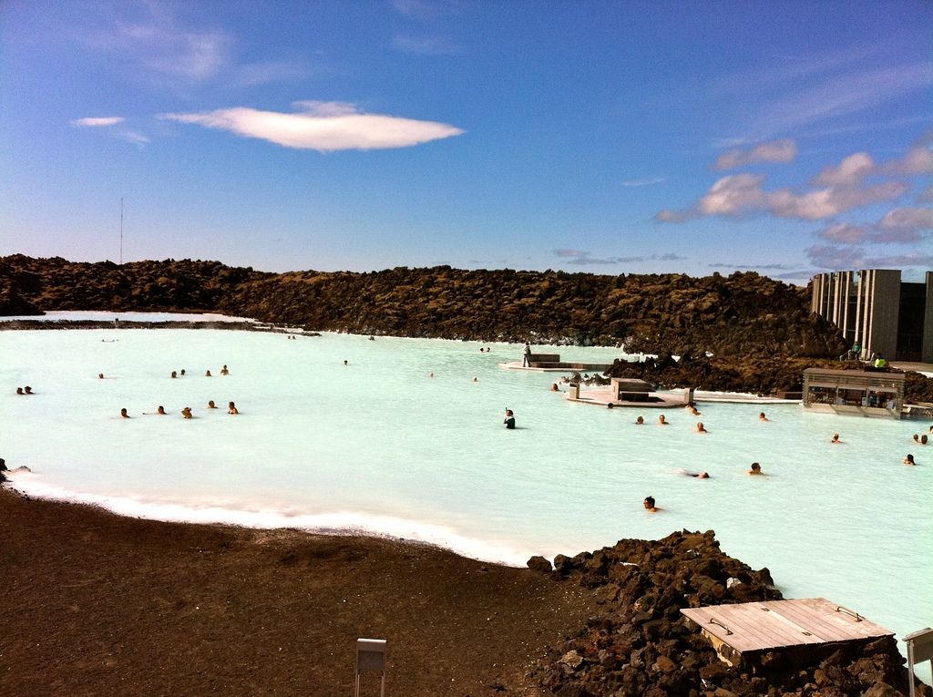 blue lagoon3 Blue Lagoon   Most Famous Geothermal Pool, Iceland