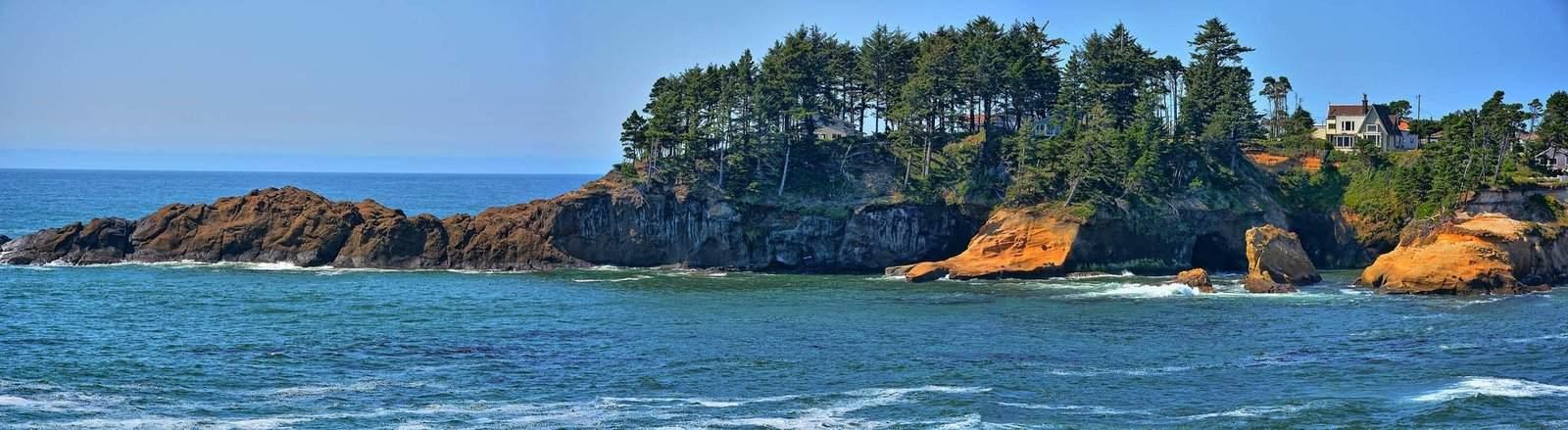 oregon coast Day at Oregon Coast