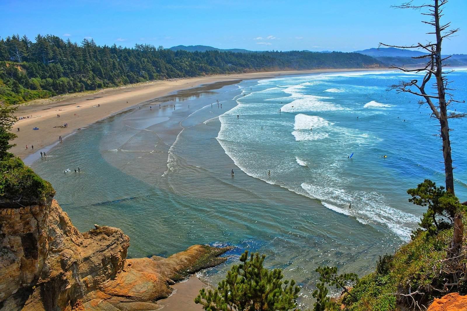 oregon coast2 Day at Oregon Coast