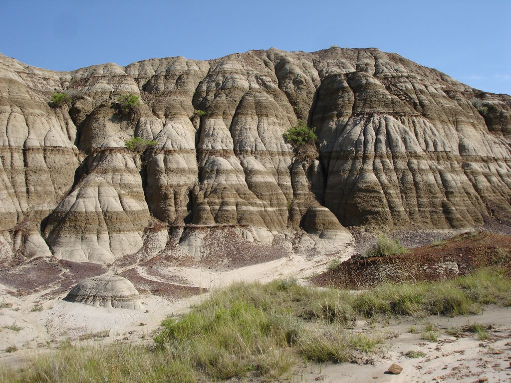 dinosaur provincial park Dinosaur Provincial Park   The Richest Dinosaur Fossil Site