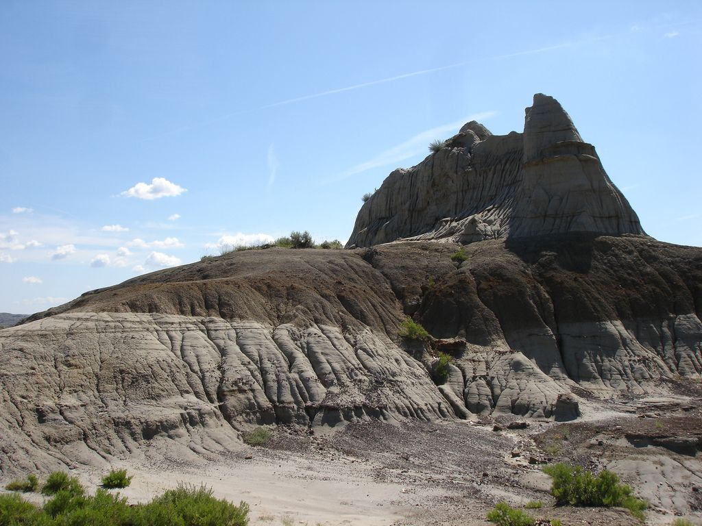 dinosaur provincial park3 Dinosaur Provincial Park   The Richest Dinosaur Fossil Site