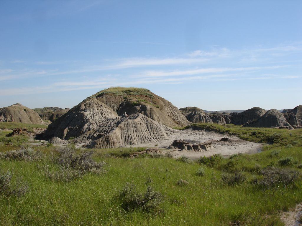 dinosaur provincial park5 Dinosaur Provincial Park   The Richest Dinosaur Fossil Site