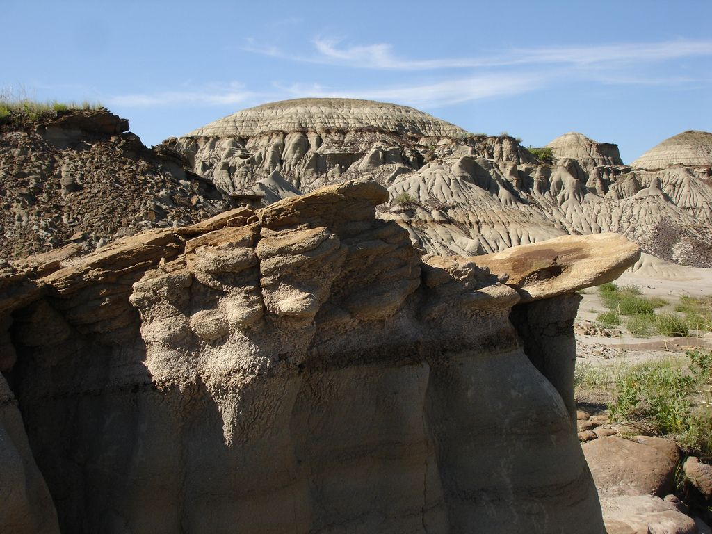 dinosaur provincial park8 Dinosaur Provincial Park   The Richest Dinosaur Fossil Site