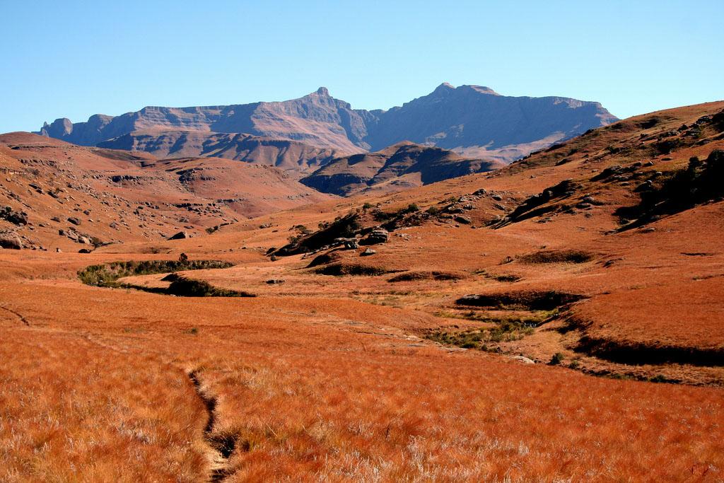 drakensberg1 Drakensberg Park   South African Outstanding Nature Reserve