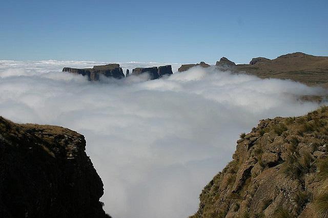 drakensberg11 Drakensberg Park   South African Outstanding Nature Reserve