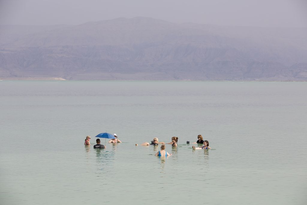 dead sea8 Floating on the Dead Sea by Itamar Grinberg