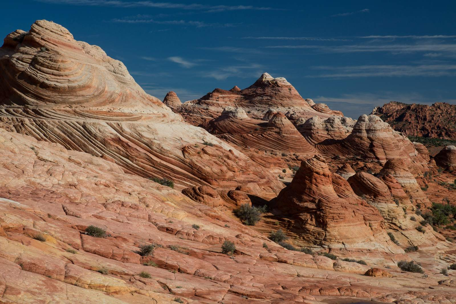 vermillion cliffs11 Geologic Treasure   Vermilion Cliffs National Monument in Arizona