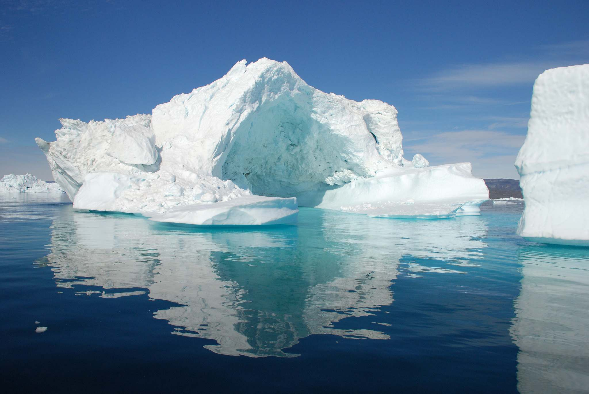 icefjord ilulissat4 The icefjord in Ilulissat, Greenland