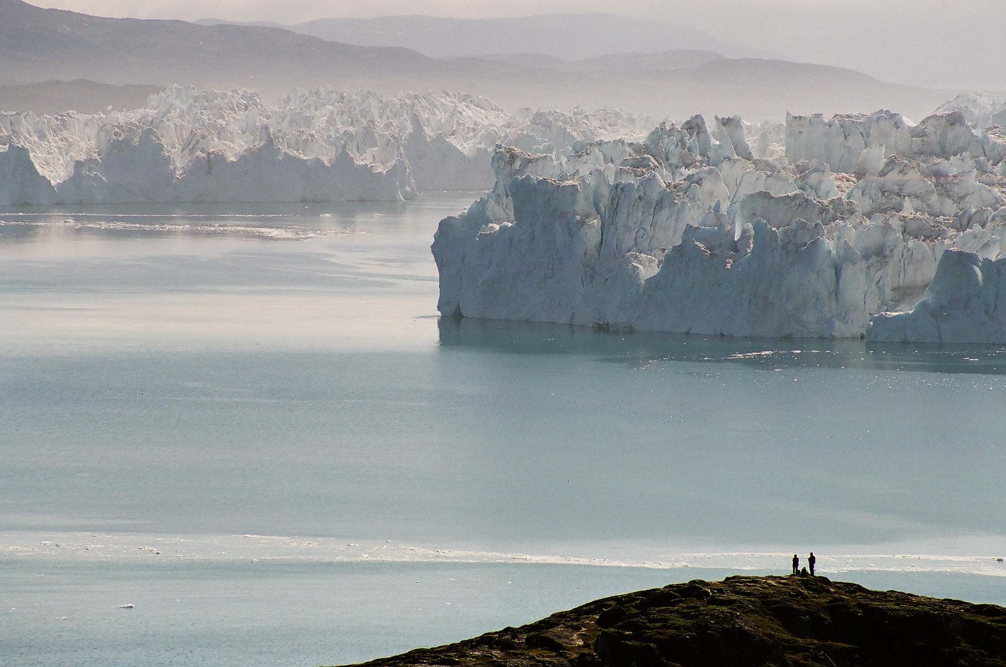 icefjord ilulissat9 The icefjord in Ilulissat, Greenland