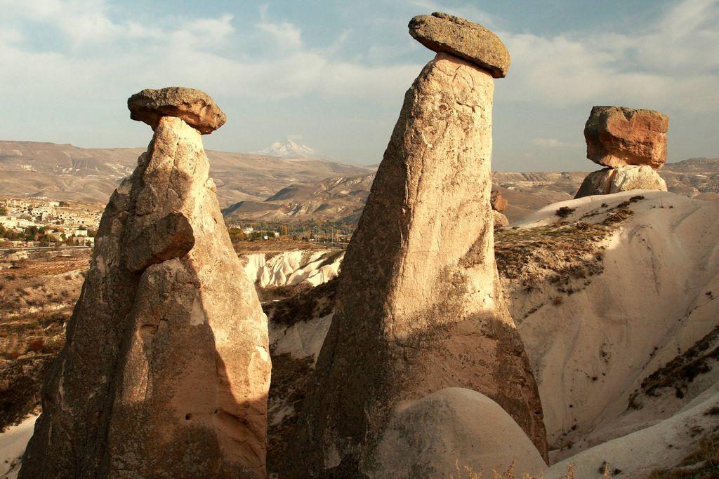 cappadocia rock site2 Nature Wonder Cappadocia