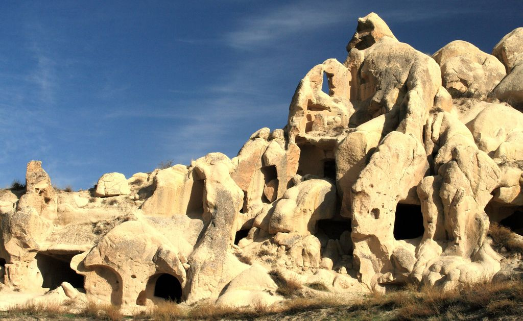 cappadocia rock site5 Nature Wonder Cappadocia