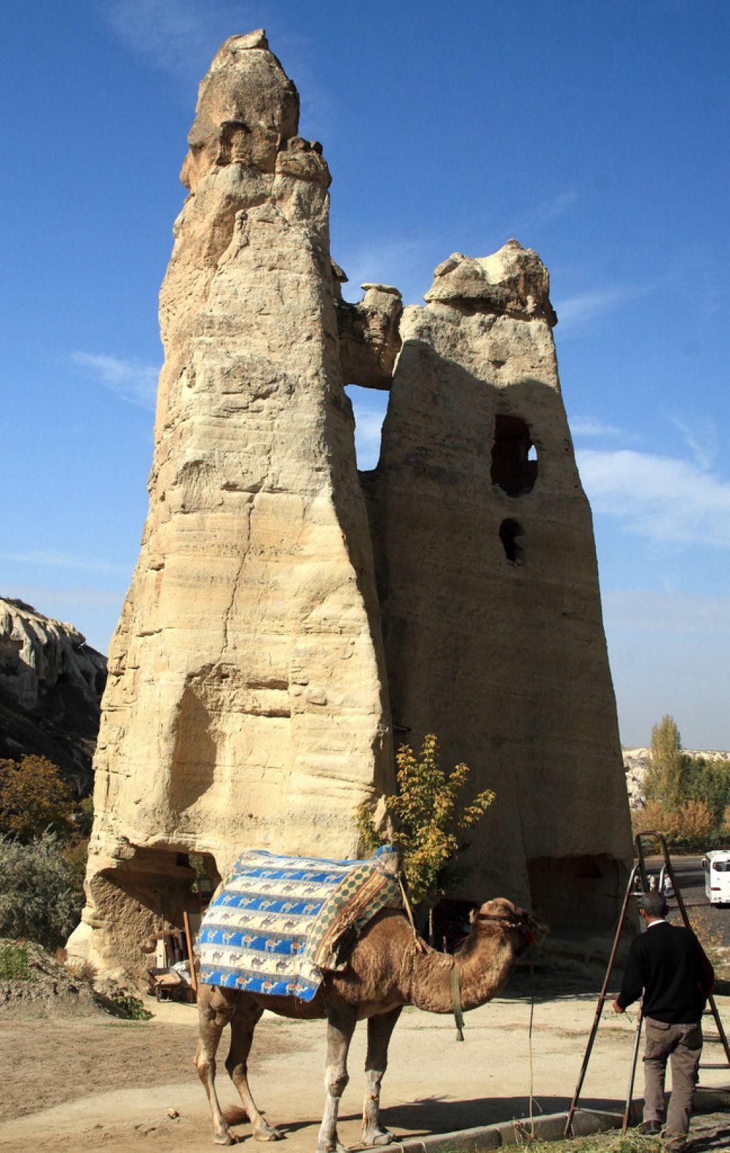 cappadocia rock site6 Nature Wonder Cappadocia