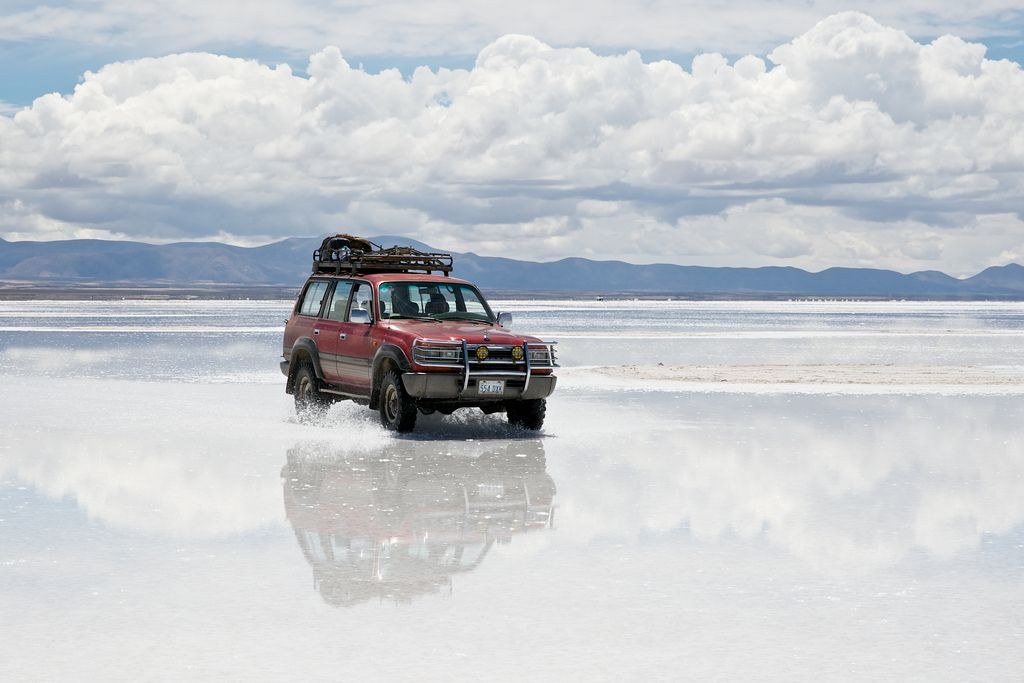 salar de uyuni9 Salar de Uyuni   The worlds Largest Salt Flat