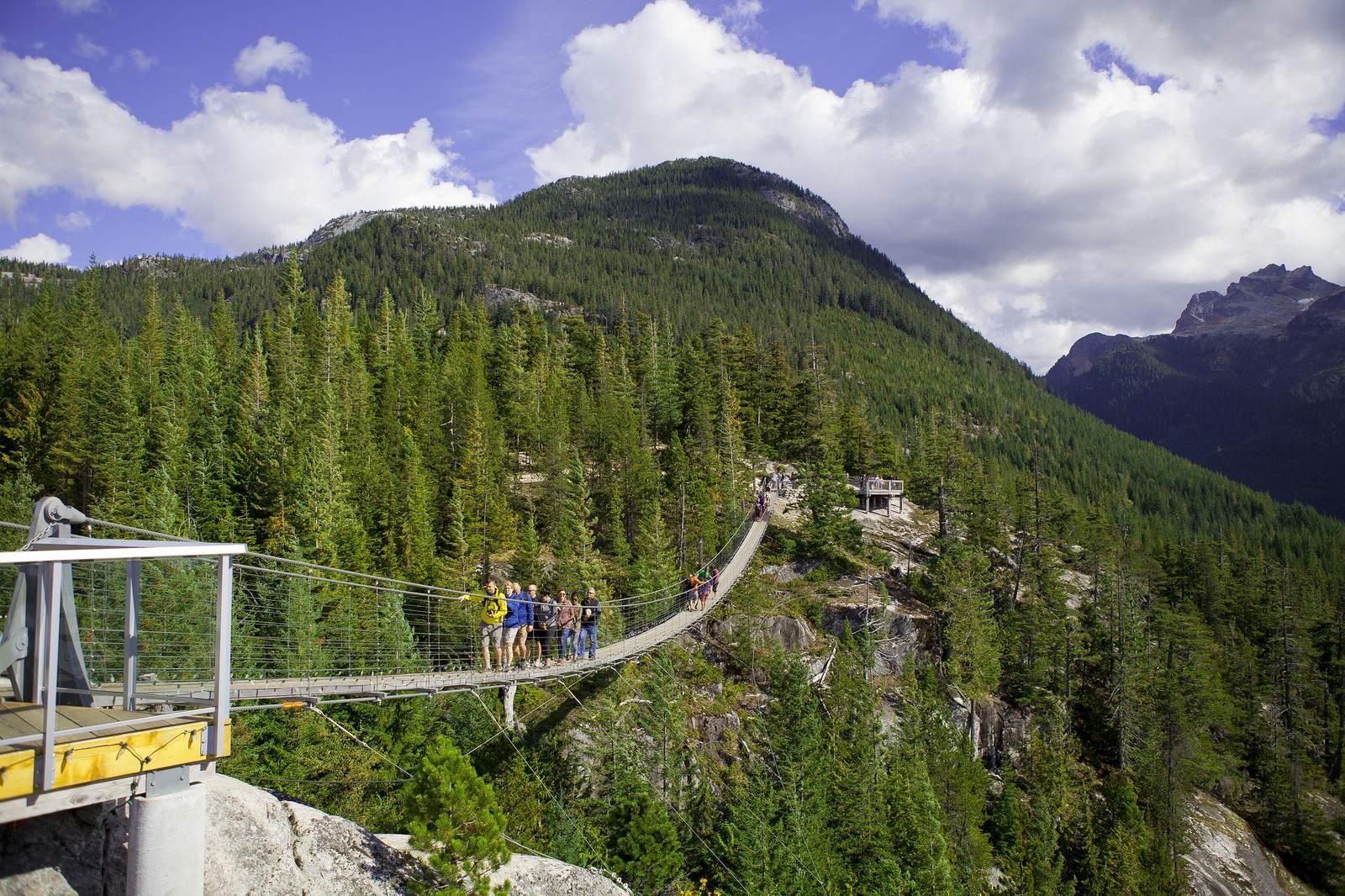 sea to sky gondola4 Sea to Sky Gondola Halfway Between Vancouver and Whistler