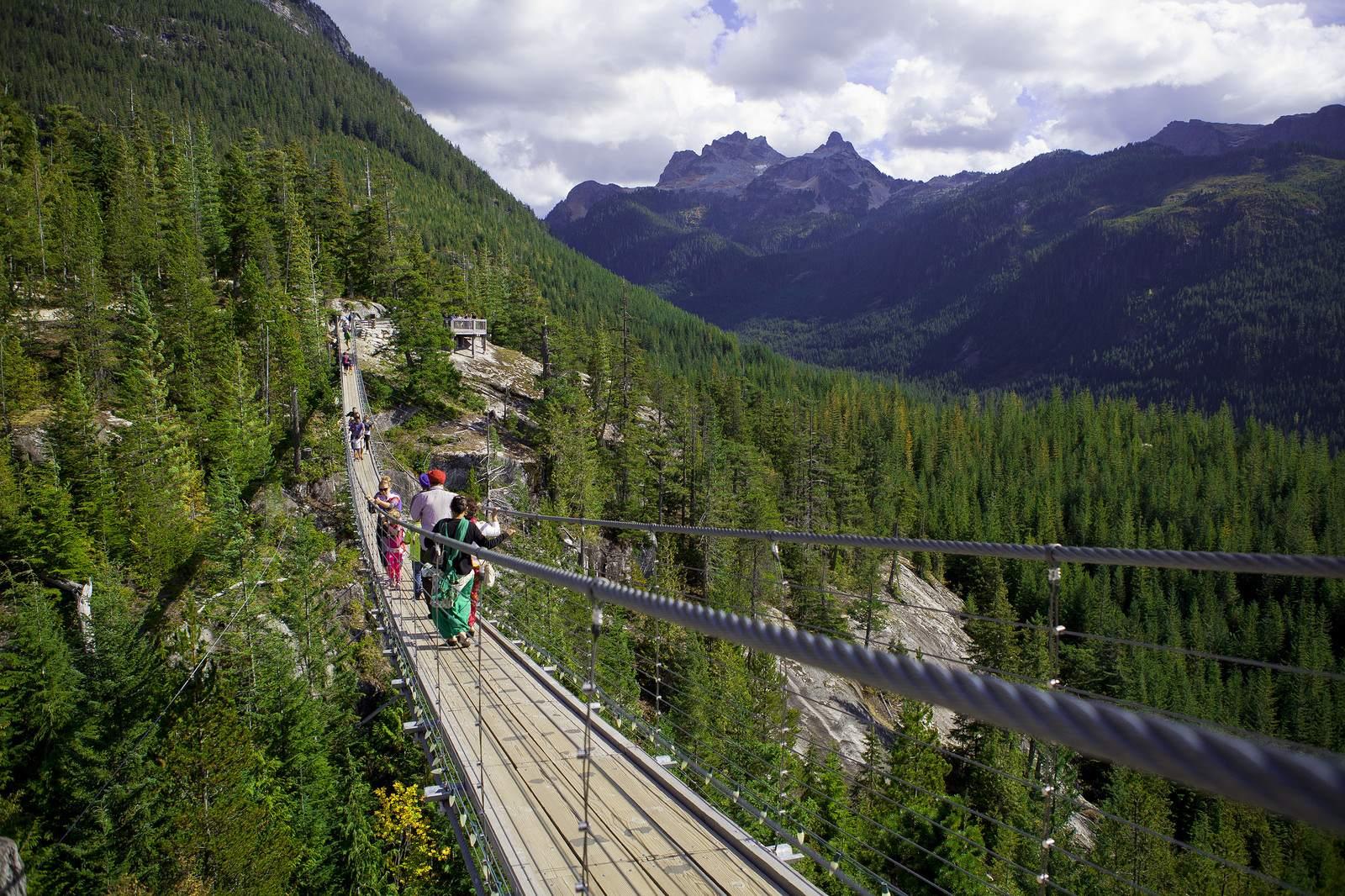 sea to sky gondola5 Sea to Sky Gondola Halfway Between Vancouver and Whistler