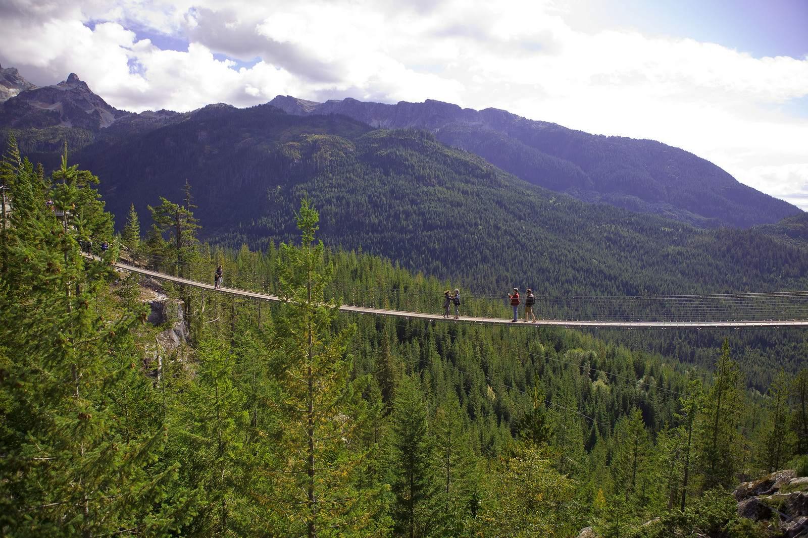 sea to sky gondola6 Sea to Sky Gondola Halfway Between Vancouver and Whistler