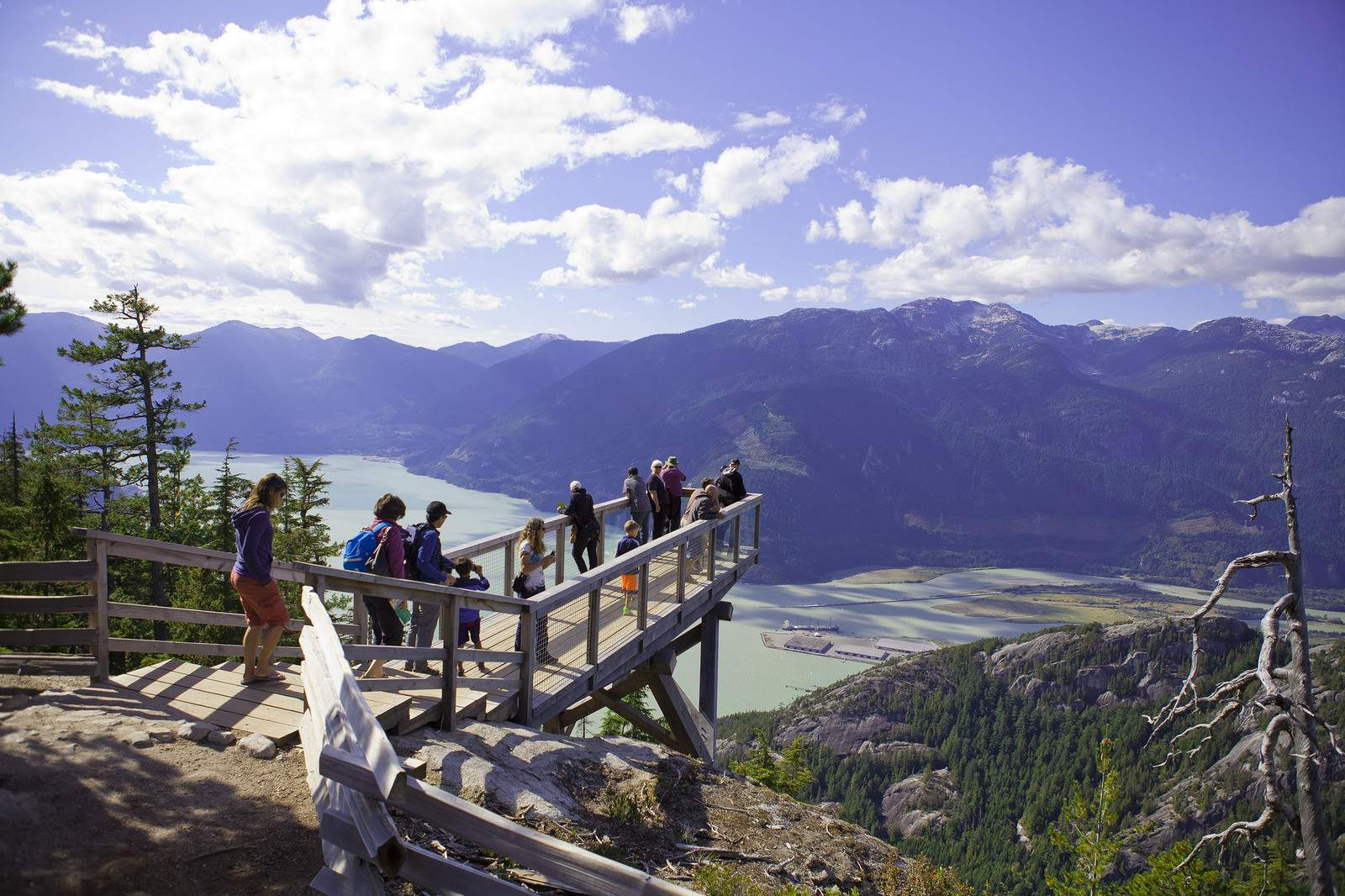 sea to sky gondola7 Sea to Sky Gondola Halfway Between Vancouver and Whistler