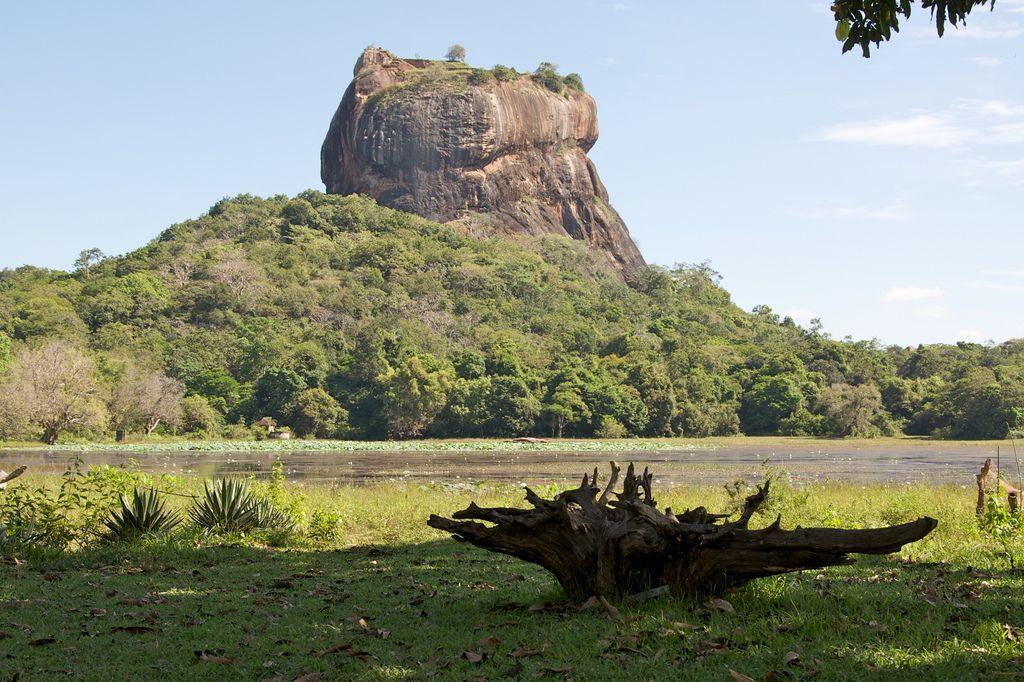 sigiriya2 Sigiriya   Rock Fortress, Sri Lanka