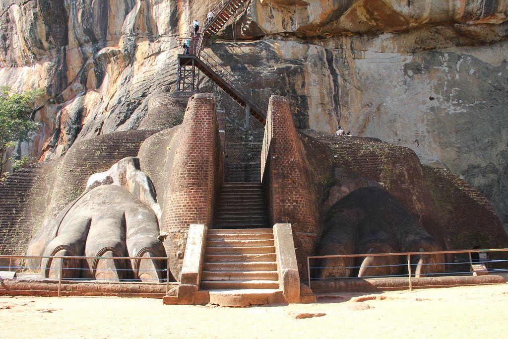 sigiriya3 Sigiriya   Rock Fortress, Sri Lanka