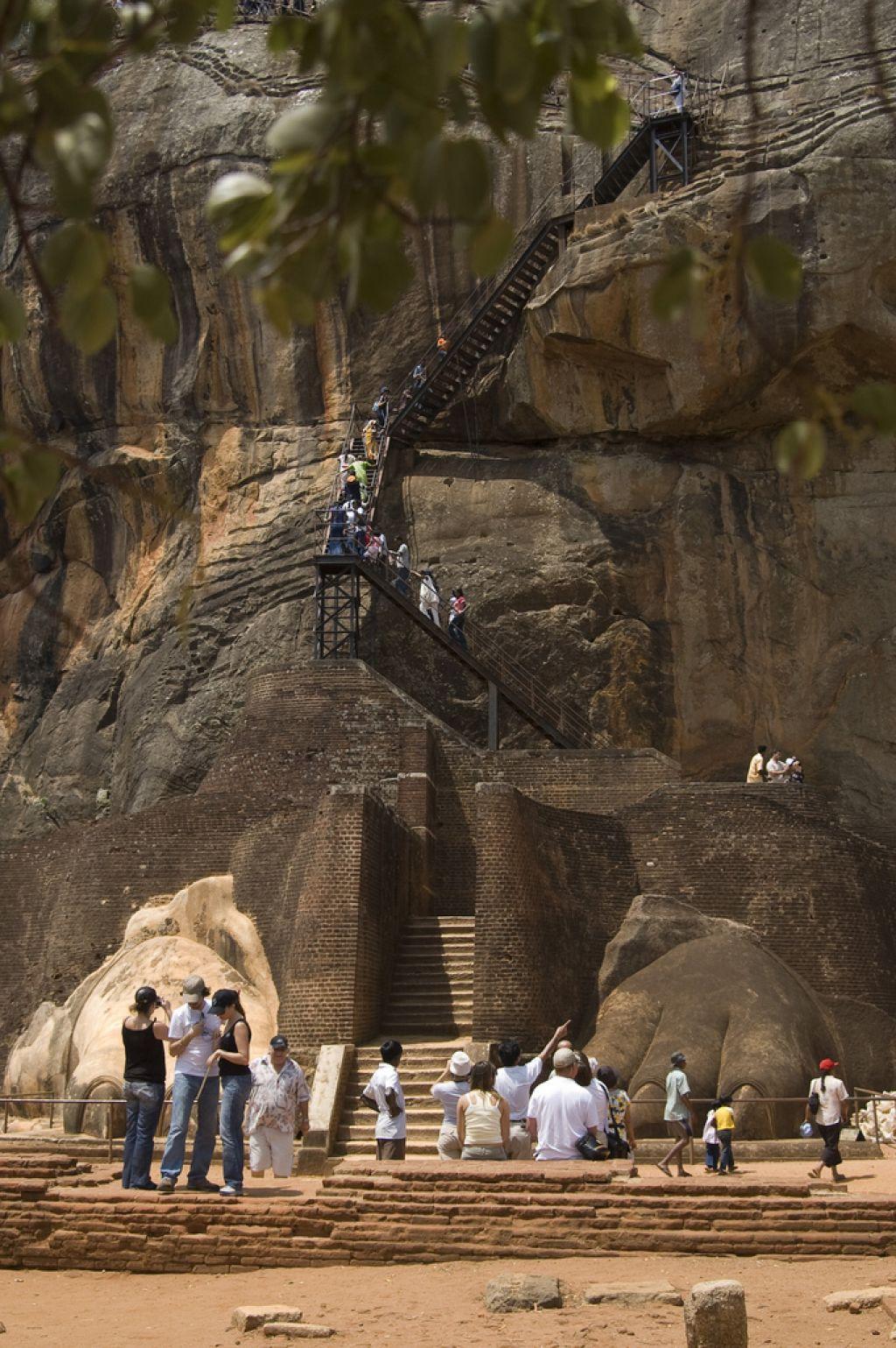 sigiriya4 Sigiriya   Rock Fortress, Sri Lanka