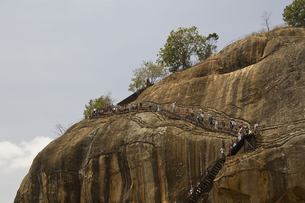 sigiriya6 Sigiriya   Rock Fortress, Sri Lanka