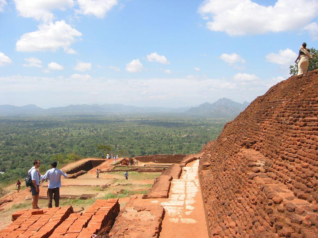 sigiriya7 Sigiriya   Rock Fortress, Sri Lanka